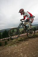 Photo of Tom POWER at Ae Forest
