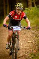 Photo of Anna MACKENZIE at Glentress