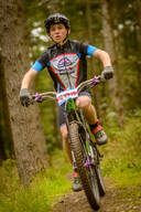 Photo of Katie GALLOWAY at Glentress
