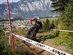 Photo of Simon MAURER at Innsbruck