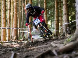 Photo of Jannik ABBOU at Innsbruck