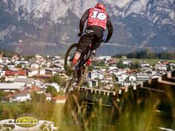 Photo of Jonas BERNET at Innsbruck