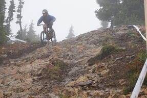 Photo of Casper VAN GEEST at Mt Washington