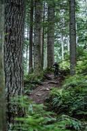 Photo of Kristian DUFT at Tiger Mountain, WA