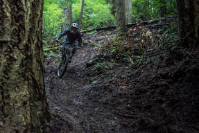 Photo of Andrew SPENCER at Tiger Mountain