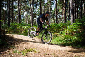 Photo of James ORSBORN at Swinley Forest