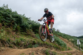 Photo of Ian GRIST at Lord Stones Country Park