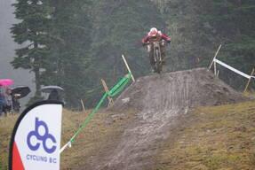 Photo of Aidan BORTHWICK at Mt Washington, BC