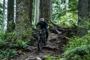 Photo of Elijah KRAUSE at Tiger Mountain, WA