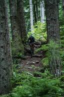 Photo of Adam PRICE at Tiger Mountain, WA