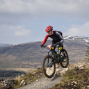 Photo of Gregor CARRUTHERS at Laggan Wolftrax