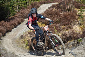 Photo of Fraser KELLY (jun) at Laggan Wolftrax