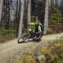 Photo of Elena MELTON at Laggan Wolftrax