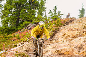 Photo of Nick VOS at Mt Washington