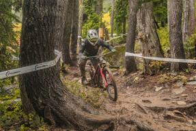 Photo of Anthony EVANS at Mt Washington