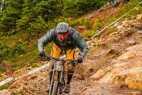 Photo of Cameron FIELDING at Mt Washington