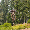 Photo of Forrest RIESCO at Mt Washington, BC