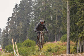 Photo of Graham ZASTRE at Mt Washington, BC