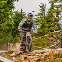 Photo of Ken FAUBERT at Mt Washington, BC