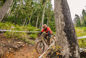Photo of Darren LARSON at Mt Washington