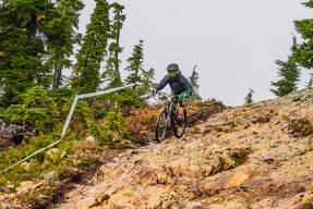 Photo of Connor HALLAS at Mt Washington