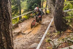 Photo of Adam WOODHOUSE at Mt Washington, BC