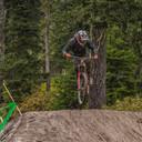 Photo of Anthony EVANS at Mt Washington, BC