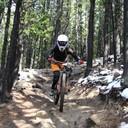 Photo of Jena GREASER at Moose Mountain, AB