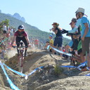 Photo of Keegan WRIGHT at Zona Zero Ainsa-Sobrarbe