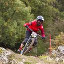 Photo of Gabriele GELGOTAITE at Dyfi Forest