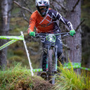 Photo of Andrew GEORGESON at Laggan Wolftrax