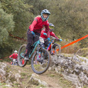 Photo of Kelsey BLACKWELL at Dyfi Forest