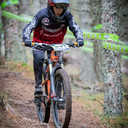 Photo of Jessica WIPAT at Laggan Wolftrax