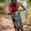 Photo of Erin WOOD at Laggan Wolftrax