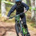 Photo of Keil LAING at Laggan Wolftrax