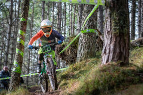 Photo of Archie JOHNSTON at Laggan Wolftrax