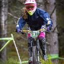 Photo of Jodie PARK at Laggan Wolftrax