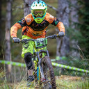 Photo of Eben MCIVOR at Laggan Wolftrax