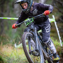 Photo of Morgan WILLIAMS at Laggan Wolftrax