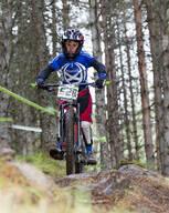 Photo of Lewis COOK (juv) at Laggan Wolftrax