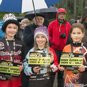 Photo of Caragh MUIR at Laggan Wolftrax