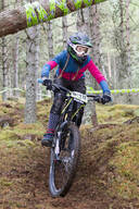Photo of Ruby THORNLEY at Laggan Wolftrax