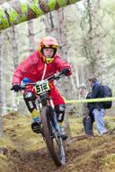 Photo of Alex HARROWER at Laggan Wolftrax