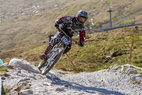 Photo of Guillaume CAUVIN at Fort William