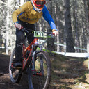 Photo of Fraser CLARK at Laggan Wolftrax
