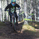 Photo of Dalton WALLACE at Laggan Wolftrax