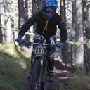 Photo of Shaun HOLDEN at Laggan Wolftrax