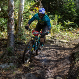 Photo of Richie RUDE at Burke, VT