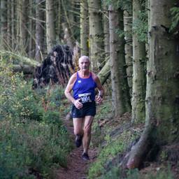 Photo of Dennis PARRY at Llandegla