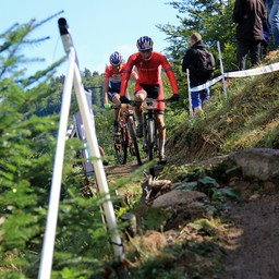 Photo of Simon ANDREASSEN at La Bresse